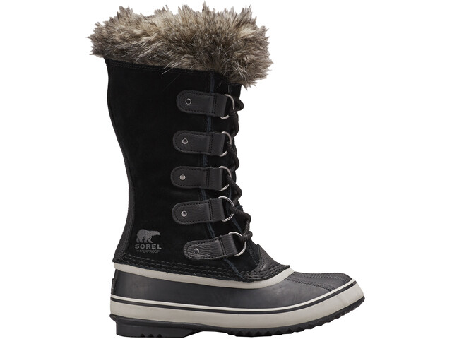 Sorel Joan Of Arctic Boots Dames, black/quarry